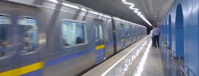Алматы метрополитені
