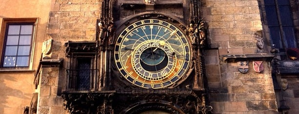 Prag Astronomik Saat is one of Praha: 72 hours in Prague.