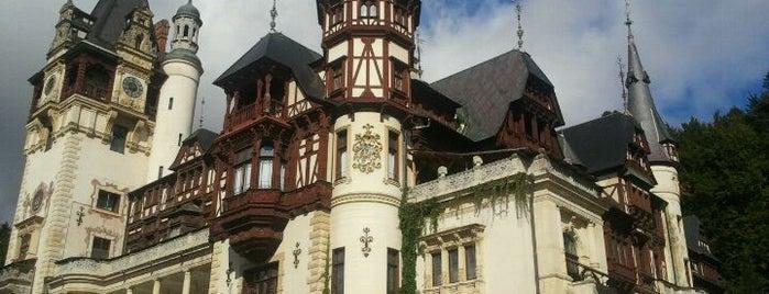 Castelul Peleș is one of Favourite Places.