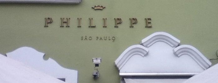 Philippe Bistrô is one of restaurantes para ir.