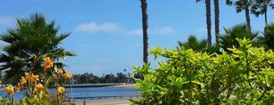 Jamaica Bay Inn is one of LA.