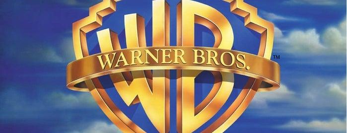 Warner Bros. Studio Plaza, Building 160 is one of David'in Beğendiği Mekanlar.