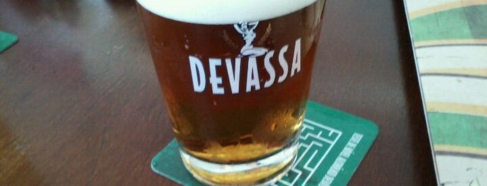 Cervejaria Devassa is one of Butecos Cariocas.
