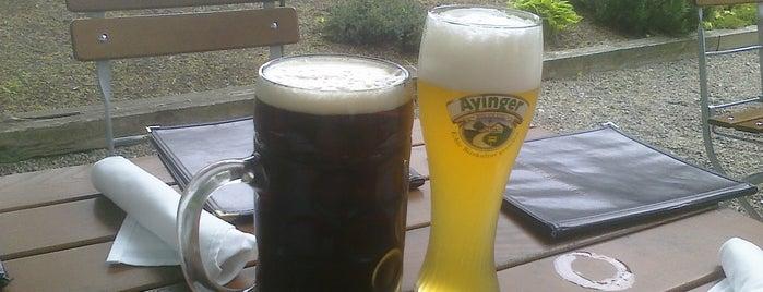 Old Heidelberg German Restaurant is one of Tempat yang Disimpan Mara.