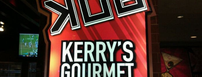 KGB: Kerry's Gourmet Burgers is one of #Vegas Badges.