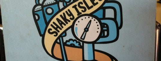 Shaky Isles Coffee Co. is one of Top 10 favorites places in Auckland, New Zealand.