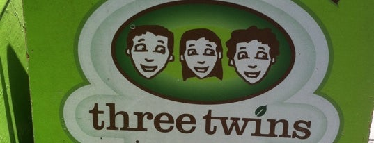 Three Twins Ice Cream is one of I(ce) (S)Cream, You Scream.