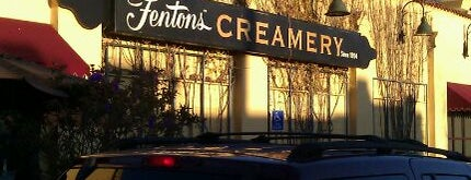 Fentons Creamery & Restaurant is one of Pacific Old-timey Bars, Cafes, & Restaurants.