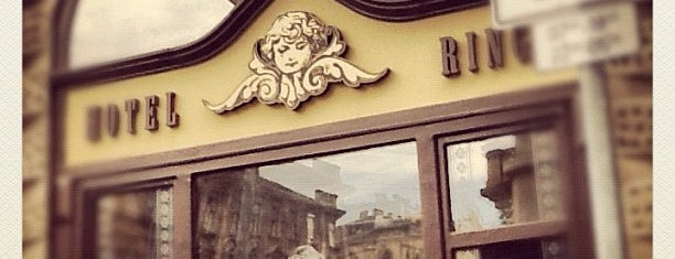 Rézangyal Bistro Ring is one of Best of Budapest.