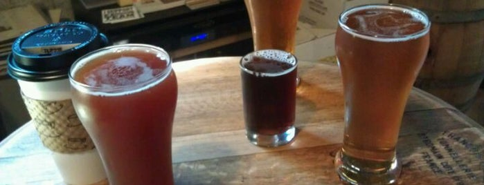 Upright Brewing is one of Best US Breweries--Brewery Bucket List.