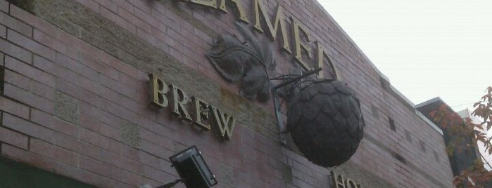 Alameda Brewhouse is one of PDX Brew Pubs.