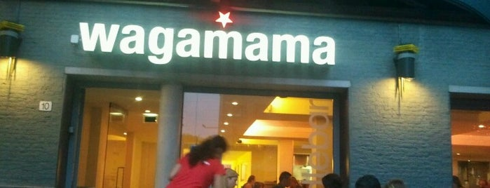 wagamama is one of amsterdam.