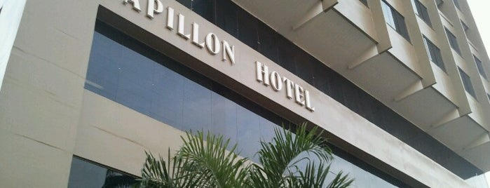 Papillon Hotel is one of Gioânia.
