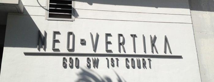 Neo Vertika is one of Miami.