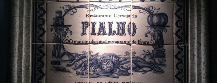 Fialho is one of Portugal.