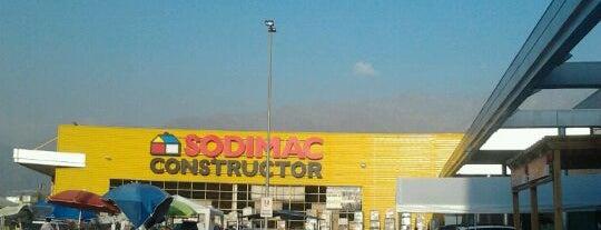 Homecenter Sodimac is one of Tempat yang Disukai Ingrid.