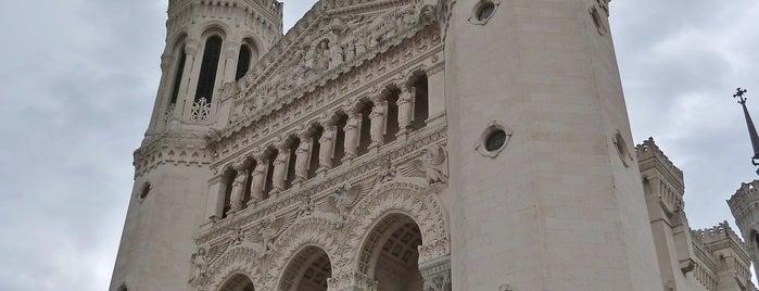 Basilique Notre-Dame de Fourvière is one of Bienvenue en France !.