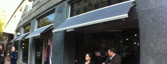 Armani is one of Italy.