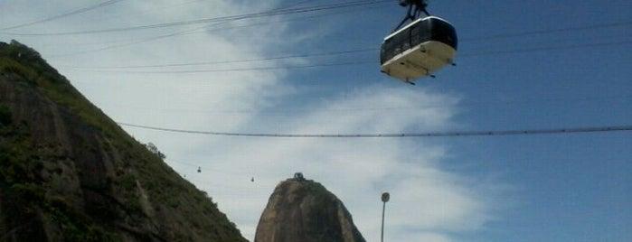 Pan de Azúcar is one of Trip Rio.