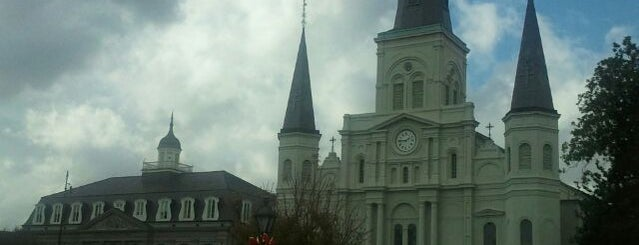Jackson Square is one of SB '13.