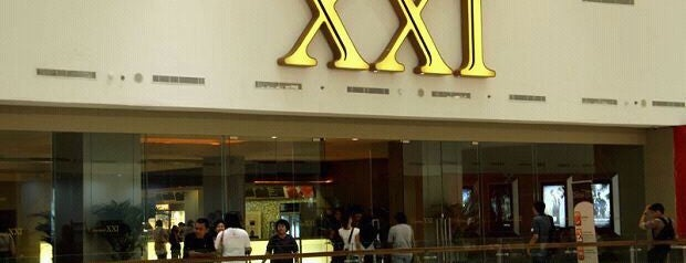 Pejaten XXI is one of Must-visit Movie Theaters in Jakarta Selatan.