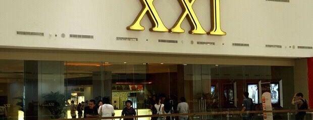 Pejaten XXI is one of Must-visit Movie Theaters in Jakarta Selatan.