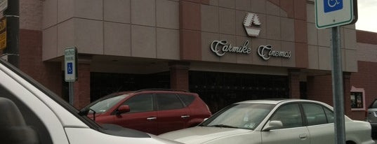 Carmike Cinemas 8 is one of Places I go.