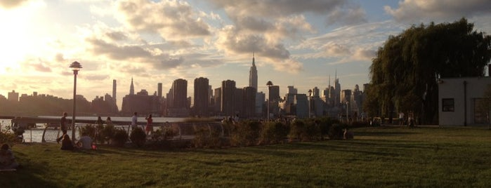 WNYC Transmitter Park is one of NYC 2014.