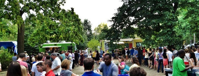 Food Truck Friday @ Tower Grove Park is one of Saint Louis Food Trucks.