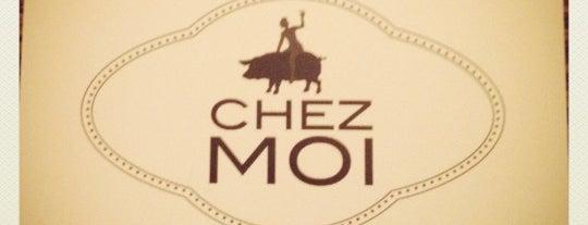 Chez Moi is one of Brooklyn Heights Neighborhood Guide.