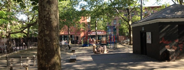 Edmonds Playground is one of Where to play ball — Public Courts.