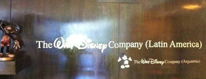The Walt Disney Company Latin America is one of Favoritos.
