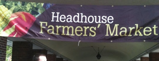 HeadHouse Square Farmers Market is one of Philly 2018.