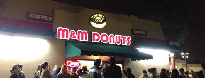 M&M Donuts is one of Gotta Try Donuts!.