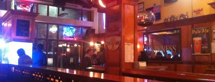 Sam's Pizza is one of Iowa City Barmaster.