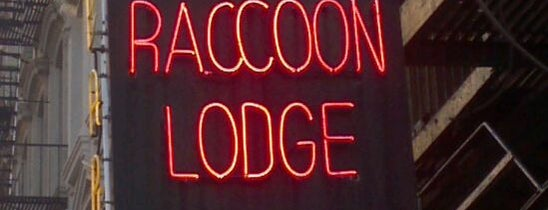 Raccoon Lodge is one of Manhattan Bars-To-Do List.