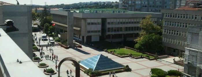 Boğaziçi Üniversitesi Kuzey Kampüsü is one of İkra's.