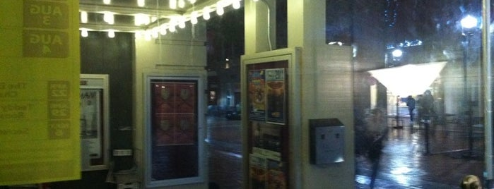 The Jefferson Theater is one of Some of My Favorite Music Venues.