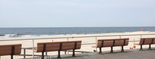 Long Beach Boardwalk is one of Where to go NYC.