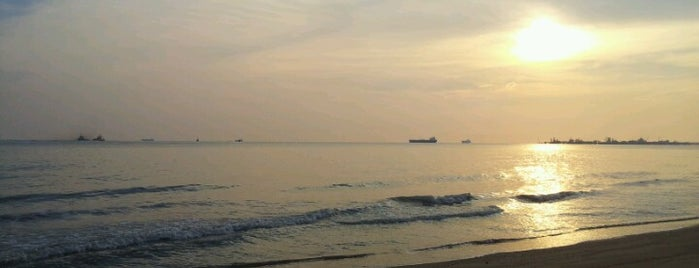 Pantai Puteri is one of Attraction Places to Visit.