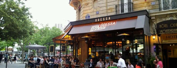 Café Odessa is one of Kevinさんのお気に入りスポット.