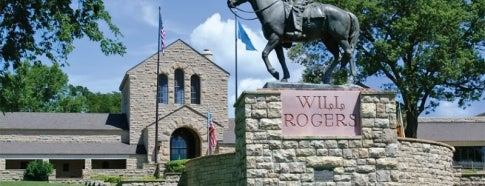 Will Rogers Memorial Museum is one of Green Country Getaway, Let's Go!.
