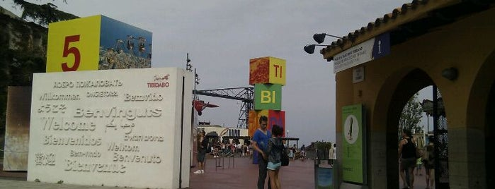 Tibidabo is one of BCN musts!.