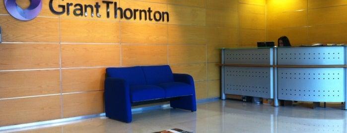 Grant Thornton is one of สถานที่ที่ Nancy Karina ถูกใจ.