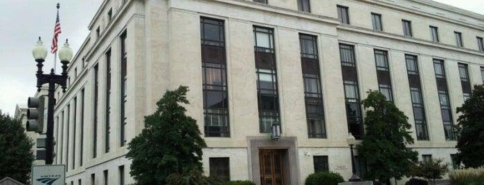 Dirksen Senate Building is one of Capitol Hill Essentials.