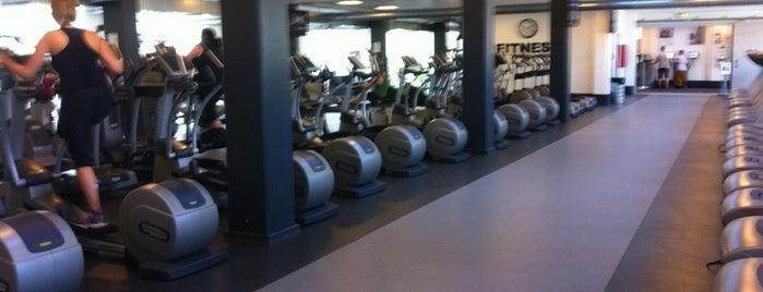 Fitness World is one of Tempat yang Disukai Jukka.