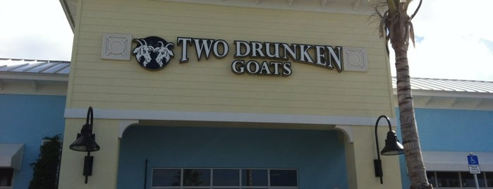 Two Drunken Goats is one of Places to Drink.
