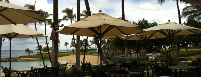 Longboards Beach Club is one of Oahu-Aulani.