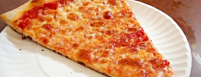 Joe's Pizza is one of Pizza I want to try..