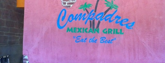 Compadres Mexican Grill is one of Favs.